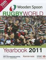 (Very Good)1907803998 Wooden Spoon Rugby World Yearbook 2011,G2 Entertainment Lt