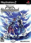 Kingdom Hearts Re: Chain of Memories (Sony PlayStation 2, 2008) BRAND NEW SEALED