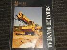 GROVE Crane RT700 Series SERVICE Maintenance Manual