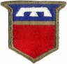 76TH INFANTRY DIVISION UNIT PATCH WWII (ORIGINAL)