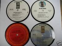 J.D. Souther - Record Album Coaster Set