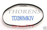 Thorens TD280 MK IV*Antriebsriemen*NEU*Peese*belt*