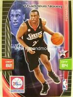 Panini NBA Adrenalyn XL - Thaddeus Young - Philadelphia