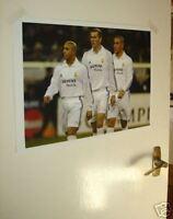 Real Madrid Zidane Carlos Ronaldo Legends NEW Poster