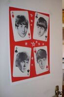 The Beatles Repro Tour Poster Cards