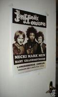 The Jimi Hendrix Experience Repro Tour Poster #1