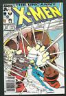 Uncanny X-Men 217 NM  1980's High Grade!