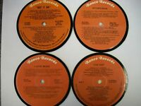 Ronco Records - Record Album Coaster Set