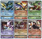 POKEMON Lot de 6 Cartes Niveau X ( lv.X ) Niv X Neuves