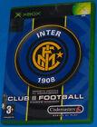 Inter Club Football - Microsoft XBOX PAL