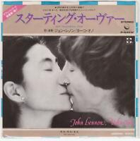 "John Lennon/Beatles ""Just Like Starting. Japan 7"" vinyl"