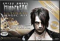 Mindfreak Ultimate Magic Kit by Criss Angel - Trick
