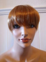 CLIP IN ON FRINGE CLIP IN ON BANG HAIR EXTENSION #27