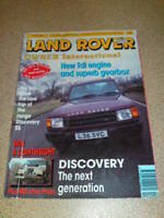 LAND ROVER OWNER INTERNATIONAL - DISCOVERY - April 1994