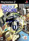 Silent Scope (Sony PlayStation 2, 2000) - European Version