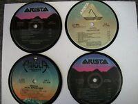 Krokus - Record Album Coaster Set