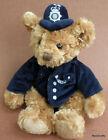RUSS Cinnamon Plush ARCHIE Police Uniform TEDDY BEAR