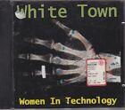 WHITE TOWN - women in technology CD