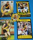 2011-2010 AFL Select Infinity & Teamcoach RICHMOND M.Morton 4 x cards & Chip