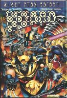 Wizard Comics: X-Men Turn Thirty 1993 Special/Collectors Edition/Wolverine/Rogue