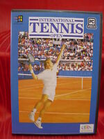 International Tennis Open - PC Spiel  (_)