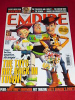 EMPIRE MAGAZINE #129 - TOY STORY IS BACK - March 2000