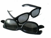 Passive 3D Glasses Glass Polarized 3D Glasses for Gaming Cinema TV Pub SKY