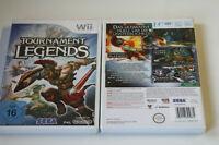 Tournament Of Legends  (Nintendo Wii)   New     Multilingua    Neuware
