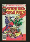 Power Man and Iron Fist 84 Bronze Age 4th Sabretooth VF+