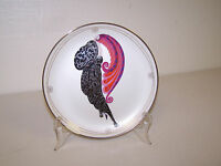 """FRANKLIN MINT HOUSE OF ERTE BEAUTY AND THE BEAST  LTD ED COLLECTOR PLATE 8"""""""