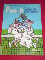 PUNCH - ANYONE FOR CLUB TENNIS - June 22 1977
