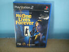 Playstation 2 Game No One Lives Forever