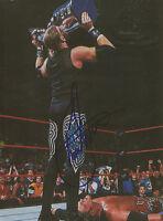 FM047 Christian WWE signed wrestling photo w/COA  HISTORY