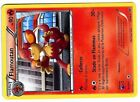 POKEMON CARTE DESTINEES FUTURES RARE N° 16/99 FLAMOUTAN