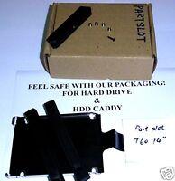 """IBM Thinkpad T60 T60p 15"""" Hard Drive  HDD Caddy"""