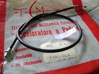 COMANDO FLESSIBILE / FILO ACCELERATORE A PEDALE FIAT 124 ULTIMO TIPO