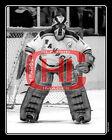 Premium Dunc Wilson Vintage Goalie Photo - New York Rangers 8x10 B&W 395-013