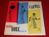 "VINYL 12"" SINGLE - Carmel - More More More - LONX 44"