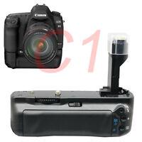 Battery Grip for Canon EOS 5DII 5D Mark II 2 LP-E6 DSLR Camera as BG-E6 BGE6