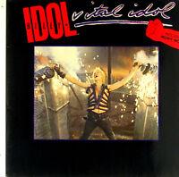 LP * Billy Idol - Vital Idol * gereinigt - cleaned