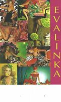 PUBLICITE ADVERTISING 2011  EVALINKA  pret à porter