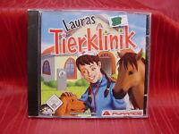 Lauras Tierklinik PC Spiel (=3/501)