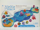 Xia Xia Pet Rio De Trio Village - Great Playset w/ Three Room Habitat - Ages 4+
