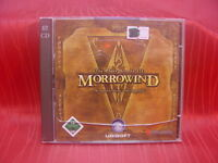 The Elder Scrolls 3 Morrowind  Deutsche Version - PC Spiel (500)
