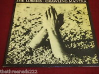 """VINYL 7"""" SINGLE - THE LORRIES - CRAWLING MANTRA - RED D 76"""