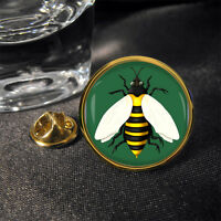 Honey Bee Lapel Pin Badge Gift
