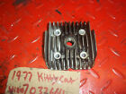 Arctic CAT kitty cat cylinder head I have more parts for this sled/others
