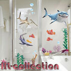 Nemo Sharks Sea For Kids/Children Wall Decor Vinyl Decal Stickers Removable WK08
