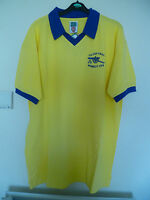 Bnwt Arsenal Away Retro SS Football Shirt 1979 FA Cup Final Shirt