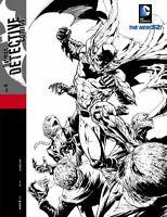 Detective Comics #8 Tony Daniel Wrap Sketch Variant/The New 52/2011 DC Comics